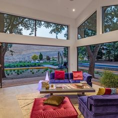 Adding color & creating a useable space with views to the backyard in this dug-out basement remodel, connecting the outdoors seamlessly with the indoors. #architect #architects #architecture #architectures #architectural #architecturedesign #architecturelover #architecturaldesign #design #designideas #homedesign #homedesigns #interior #interiordesign #interiordesigning #interiordesigns #exterior #exteriordesign #homeiprovement #exteriorarchitecture #remodel #remodeling #homeremodel