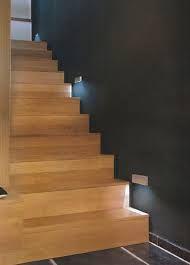 stufenbeleuchtung welche h he ber ffb stufe wandeinbauleuchten pinterest. Black Bedroom Furniture Sets. Home Design Ideas
