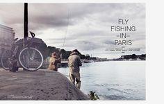 Fly Fishing in Paris