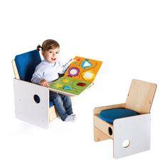 Mobiliario infantil práctico y versátil de la mano de Nuun Kids Design http://www.minimoda.es