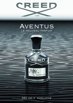 Creed Aventus! Bold and unforgettable!