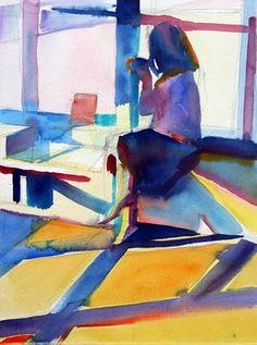 Richard Diebenkorn  Art Experience NYC  www.artexperiencenyc.com
