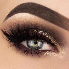 Gorgeous Makeup: Tips and Tricks With Eye Makeup and Eyeshadow – Makeup Design Ideas Gorgeous Makeup, Pretty Makeup, Love Makeup, Makeup Inspo, Makeup Inspiration, Flawless Makeup, Sleek Makeup, Perfect Makeup, Eye Makeup Glitter