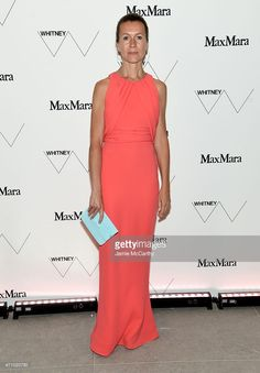 Natalie Joos attends the Max Mara celebration of the opening of The... News Photo | Getty Images