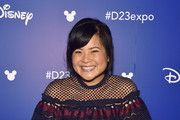 Actor Kelly Marie Tran of STAR WARS: THE LAST JEDI took part today in the Walt Disney Studios live action presentation at Disney's D23 EXPO 2017 in Anaheim, Calif. STAR WARS: THE LAST JEDI will be released in U.S. theaters on  December 15, 2017.