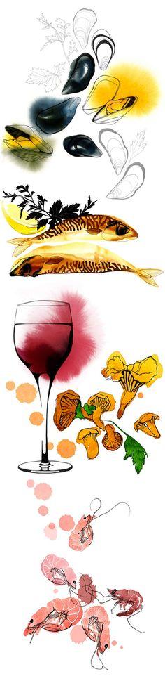 Rezepte zum Wein - Leckerschmecker für Weinentdecker
