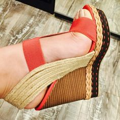 Orange Boutique  9 sandal Re-posh  I need an 8...will trade these for similar Boutique 9 Shoes