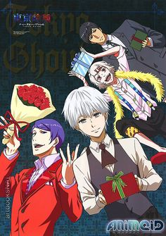 Find images and videos about anime, manga and tokyo ghoul on We Heart It - the app to get lost in what you love. Kaneki, Juuzou Suzuya, Tsukiyama, Awesome Anime, Anime Love, Dark Fantasy, Mystery, Ken Tokyo Ghoul, Horror