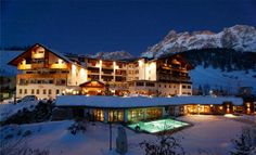 Hotel Fanes - Wellnesshotel in the Dolomites Alta Badia South Tyrol Corvara