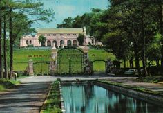 The Mansion House, Baguio City, Philippines. 1960