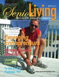 Senior Living Magazine Vancouver Edition March 2011