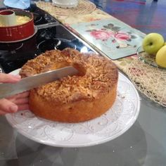 La ricetta del ciambellone fantastico, il dolce di Anna Moroni | Ultime Notizie Flash