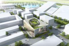 China Corporate United Pavilion #Expo2015 #Milan #WorldsFair