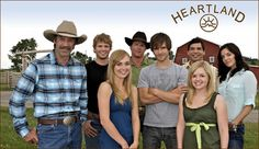 "I am a huge lover of horses.  This show has it all plus...a really great cast.  Too bad up-to-date episodes are not currently broadcast in the United States.  I purchase the dvd sets to get my ""Heartland"" fix."