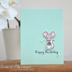 Lucy's Cards: Hero Arts 2018 Catalog Blog Hop with Giveaway