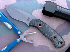 Dawson Knives Trapper 4
