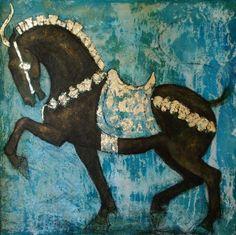 Paintings Sold - EQUUS-SPIRITUS