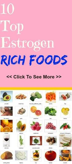 Top 10 Estrogen Rich Foods