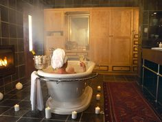 Cybele Forest House and Health Spa Forest House, Romantic Getaways, Safari, Spa, Bathtub, Tours, Luxury, Freestanding Bath, Fireplaces
