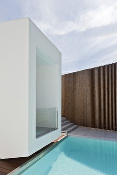 Private House in Vale Bem, Portugal #ARQUITECTURA