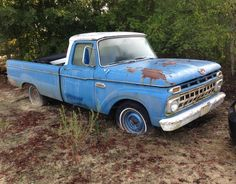 Our Finds: 65 Ford Truck For $600 - http://barnfinds.com/our-finds-65-ford-truck-for-600/