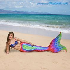 Venus Pro Mermaid tail Full Set size M