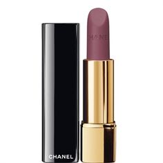 CHANEL - ROUGE ALLURE VELVET INTENSE LONG-WEAR LIP COLOUR - L'ADOREE is a perfect #fall2014 color #beautyinthebag