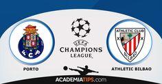 Porto vs Athletic Bilbao: Os melhores jogos da Championas League é AQUI, siga todos os resultados e previsões do FC Porto na Champions e no campeonato.