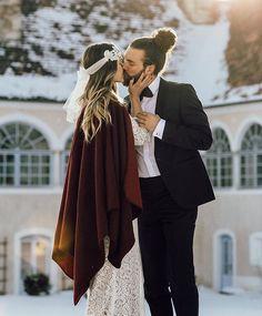 Elopement & Weddings (@blitzkneisser_foto) • Instagram-Fotos und -Videos Foto Instagram, Am In Love, Elope Wedding, Make Me Happy, Wedding Inspiration, Couple Photos, Couples, How To Make, Weddings