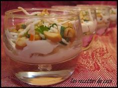 Small cheese crab with fresh cheese Dinner Party Starters, Seafood Recipes, Punch Bowls, Mousse, Panna Cotta, Brunch, Food And Drink, Appetizers, Pudding