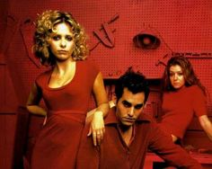 Buffy The Vampire Slayer. Totally a favorite...and Xander is absolutely the best character in the show.