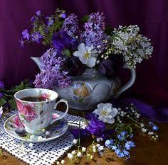 The Starving Artist: Photo Coffee Gif, Coffee Love, Coffee Break, Coffee Cups, Good Morning Coffee, Tea Cup Set, Turkish Coffee, High Tea, Afternoon Tea