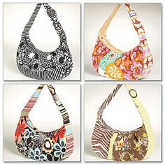 McCall's Pattern Bags, 1 Size Only