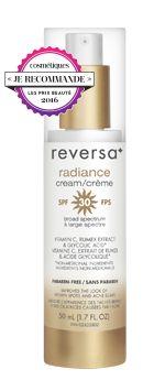 - REVERSA - Soins rajeunissants recommandés par les dermatologues