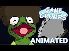 GAME GRUMPS ANIMATED - Kermit the Killer Artist