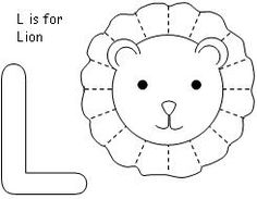 L is for Lamb for a Lamb Theme from Making Learning Fun