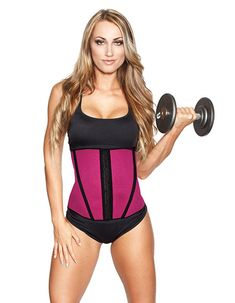 6c23130a46 This SUPERB waist training corset will help you train your waist whilst you  work out. Get AMAZING waist training results and look pretty fanatstic too!