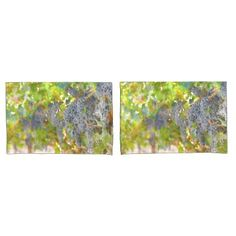 #Grapes on the Vine ready to make Wine Pillowcase - #Pillowcases #Pillowcase #Home #Bed #Bedding #Living