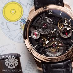 It's Complicated  Greubel Forsey Double Tourbillon 30 degrees from the Doha Watch Fair