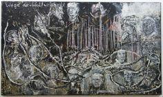 Anselm Kiefer - Wege der Weltweisheit Chemins de la sagesse du monde - 1976-77