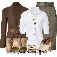 safari casual style 4 s Fashion Now, Africa Fashion, Fashion Line, Work Fashion, Fashion Sets, Street Fashion, Safari Outfits, Chic Outfits, Fashion Outfits