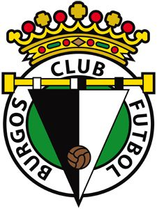 Burgos CF of Spain crest. Soccer Logo, Football Team Logos, Sports Team Logos, Sports Clubs, Football Soccer, Spain Football, Soccer World, Juventus Logo, Coat Of Arms