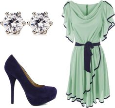 """Cute Colors"" by daddys-rose on Polyvore"