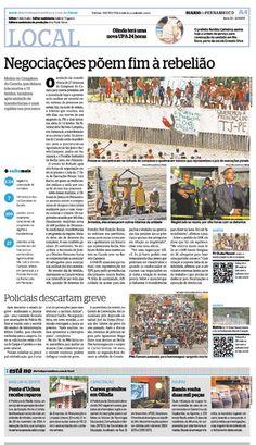Local | Diario de Pernambuco - O mais antigo jornal em circulação na América Latina