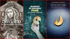 Classifica libri 2016: Saviano, De Giovanni e D'Avenia sul podio