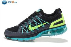 new style 5a205 ea0e3 New Air Max 2020 Semi-palm Cushion Mens Running Shoes Black Green