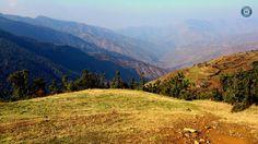 This is a view of Garhwal ranges of Himalayas from the Nag Tibba mountan. #NagTibba #Trekking #Himalayas