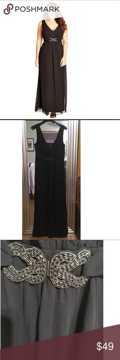 Elegant sparkle maxi New without tags.                 (#1) City Chic Dresses Maxi