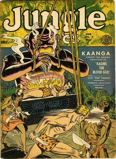 Jungle Comics
