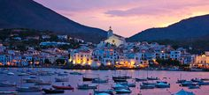 CADAQUES  The light and vivid colours of Cadaquésalso attracted Picasso and Miró but the town was the bedrock of Dalí's Catalan soul.     Handcrafted Private Tours in Barcelona » Terra Traditions